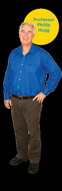 Professor Philip Hogg